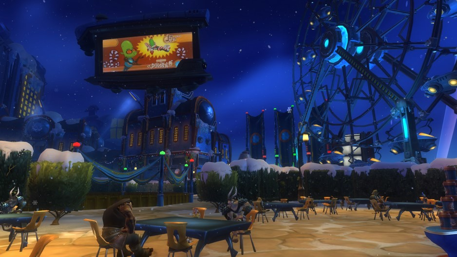 WildStar Christmas Expedition