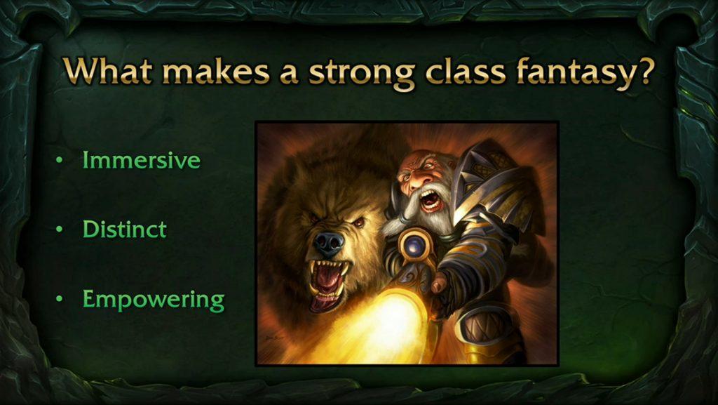 Was macht eine Klasse spannend? Blizzard will das für alle Charaktere überarbeiten.