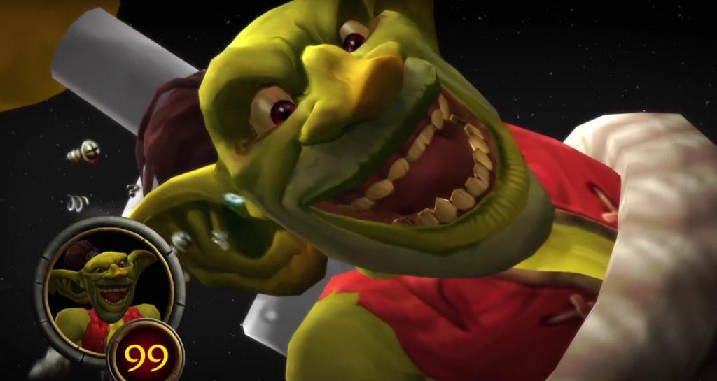 WoW Goblin Levelboost Rocket