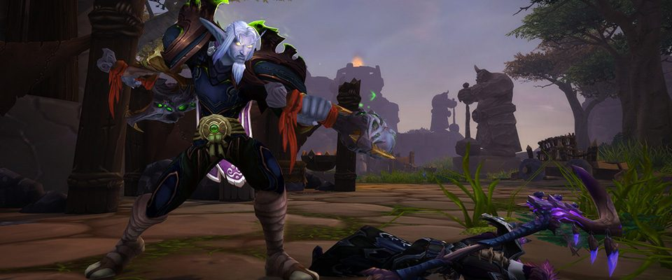 World of Warcraft: So werden Druiden und Schurken in Legion!