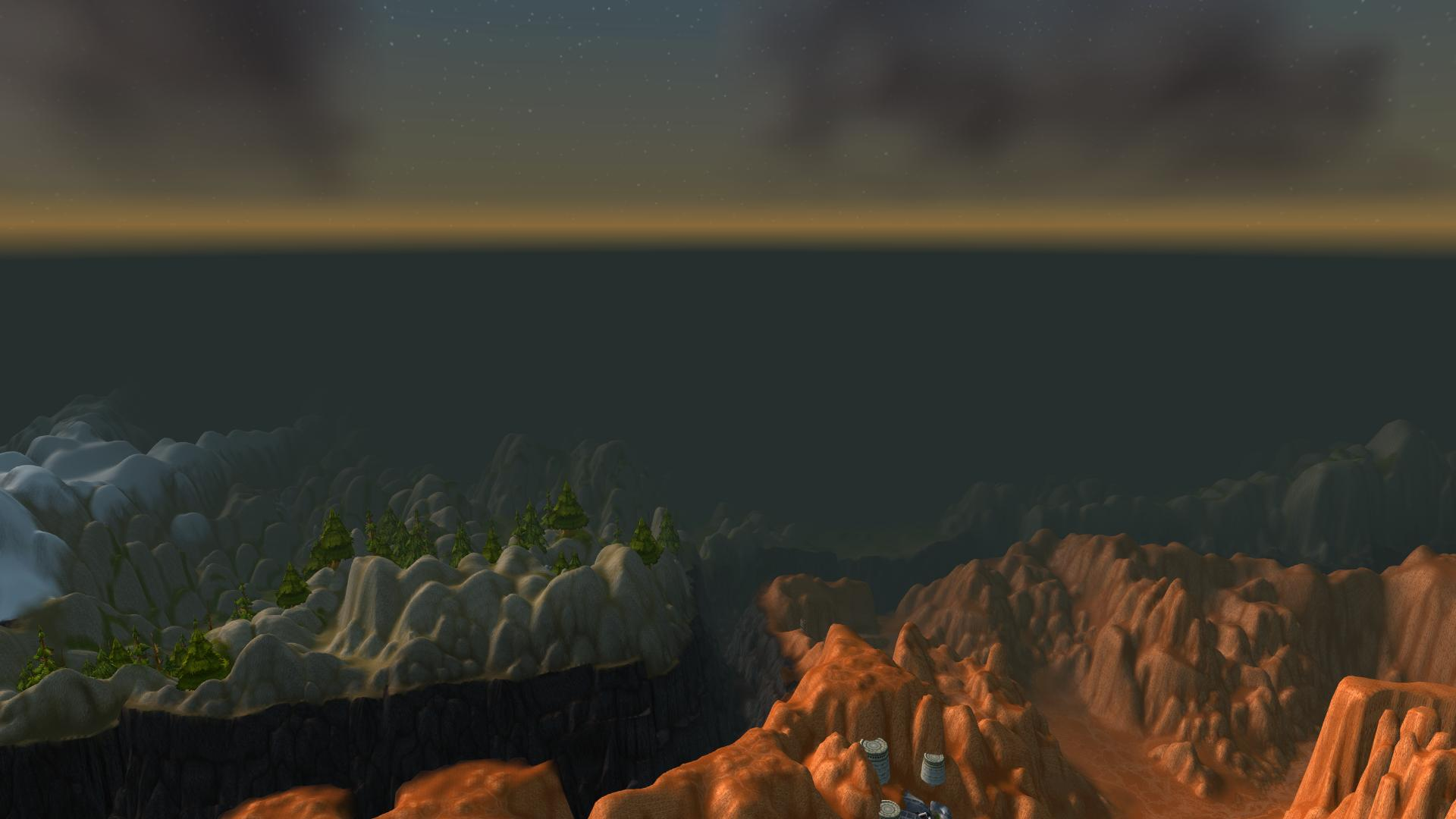 WoW Legion View distance old 1