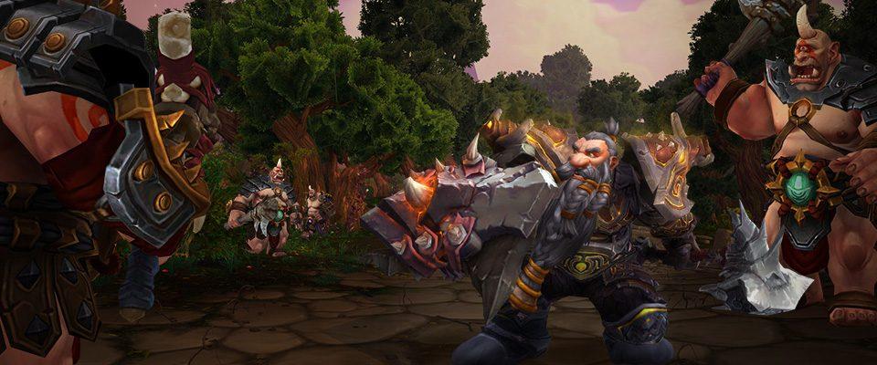 World of Warcraft: Massive Tankabschwächungen in Legion!