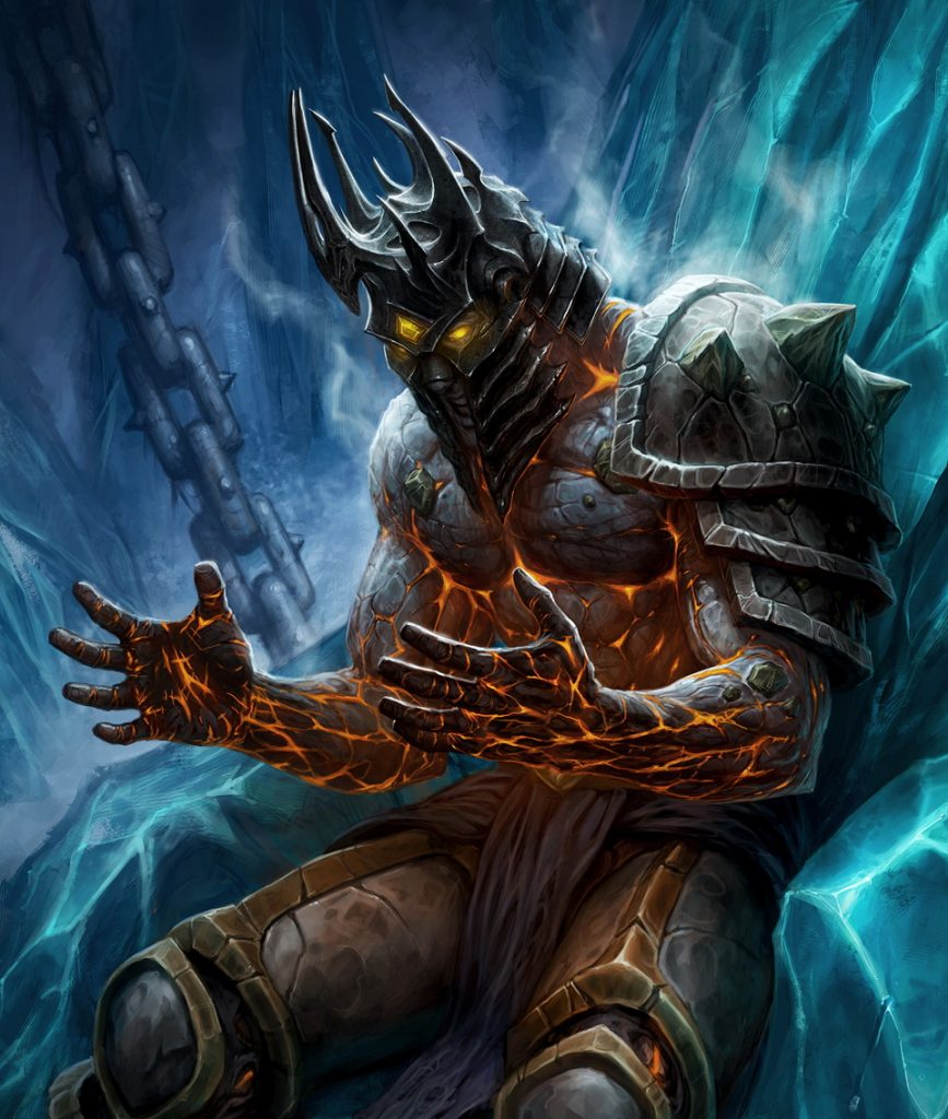 WoW Lichking Bolvar Fordragon