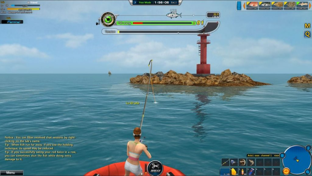 World of Fishing Angeln
