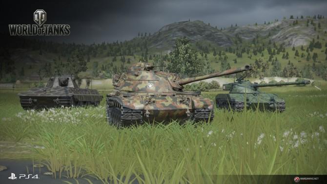 Super Size Me – World of Tanks schickt 60 Panzer in die Schlacht mit 9.20