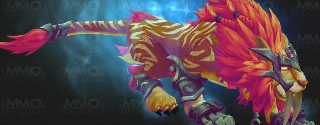 World of Warcraft: Das sind die Artefakt-Druidenformen von Legion!