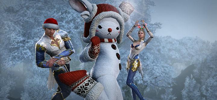ArcheAge: Dezemberpatch bringt Weihnachtsstimmung