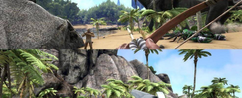 ARK: Zu zweit spielen – im Splitscreen-Modus auf der Xbox One