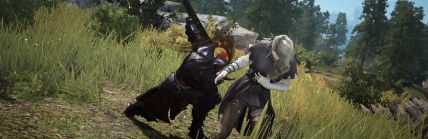 Black Desert PvP Slaughter