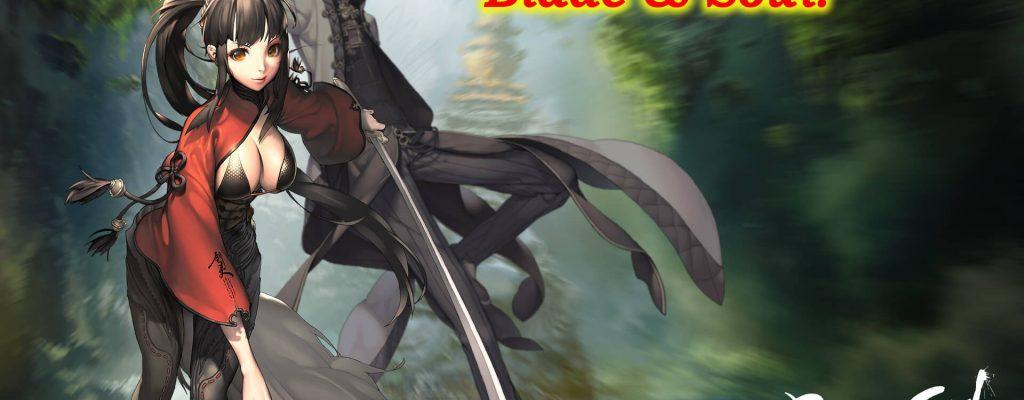 Blade and Soul: Wir verschenken 1500 Keys für die Beta!