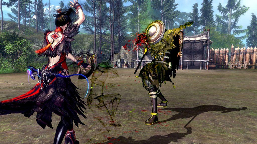 Blade and Soul Nachtklinge 1