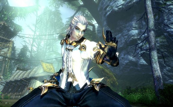 Blade and Soul Nachtklinge 2