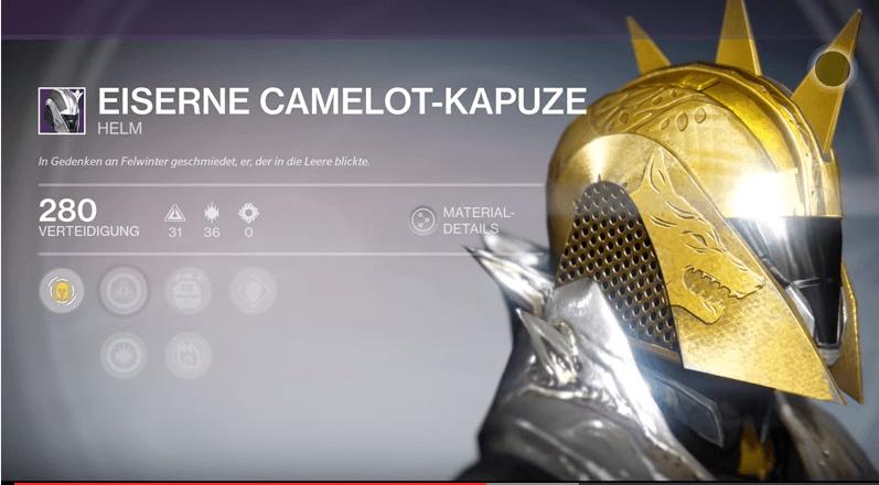 Camelot-Kapuze