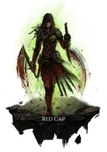 Camelot Unchained Red Cap