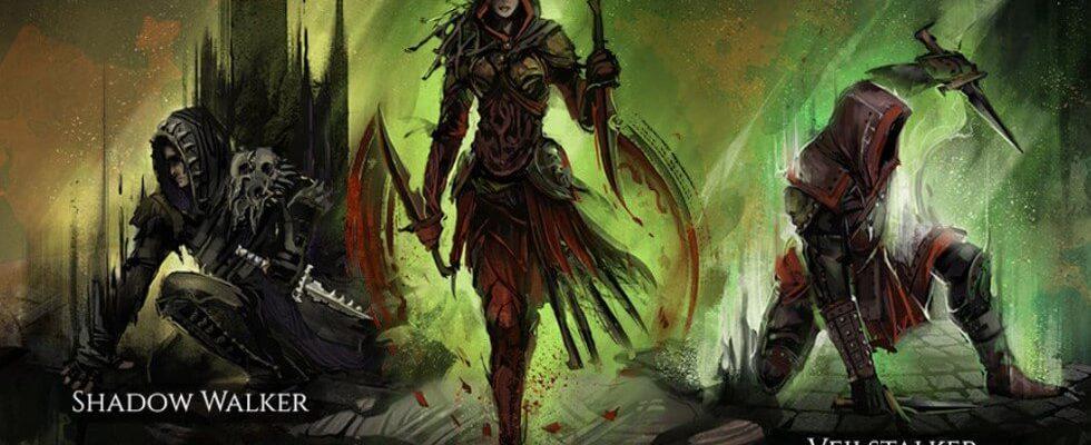 Camelot Unchained: Die Veilwalker lüften den  Schleier (Stealth-Klasse)