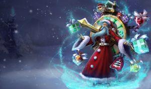 Christmas-Zilean