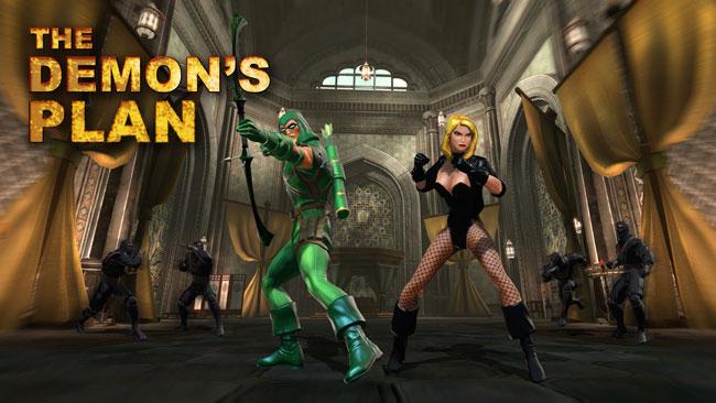 DC Universe-Online: Dezember Episode bringt ein Arrow-Abenteuer