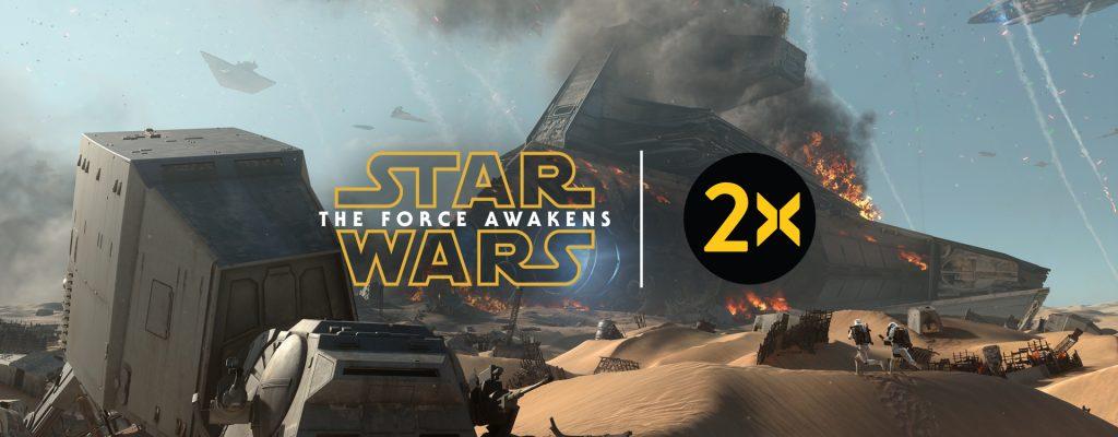 Star Wars Battlefront: Doppelte Punkte, doppelte Credits zum Filmstart von Star Wars 7