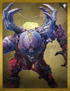 Destiny-Golgoroth