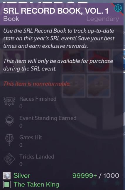Destiny-Racing