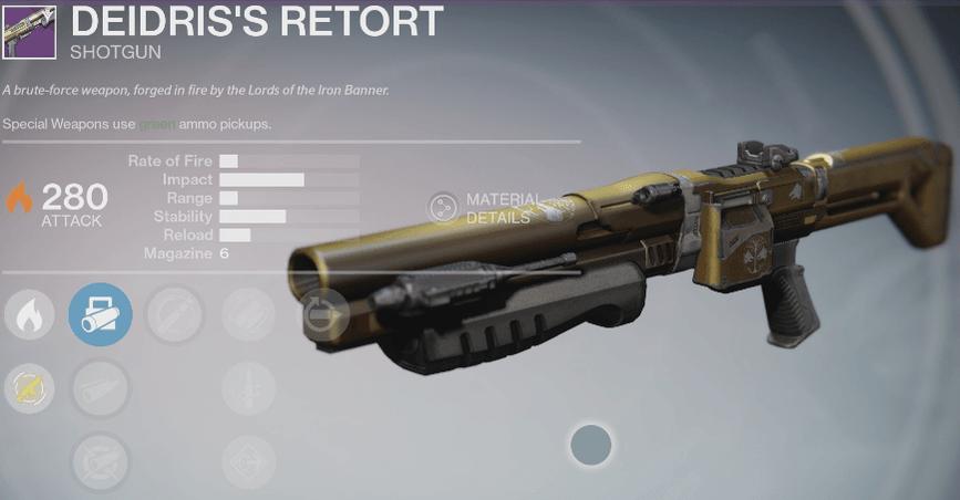 Destiny-Retort