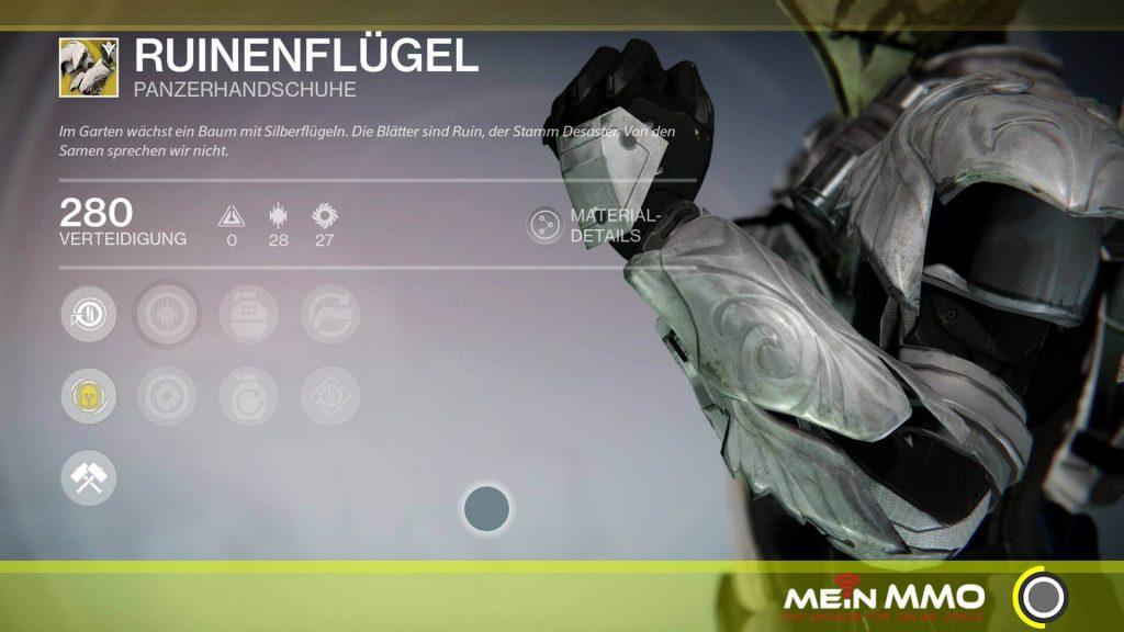 Destiny-Ruinenfluegel