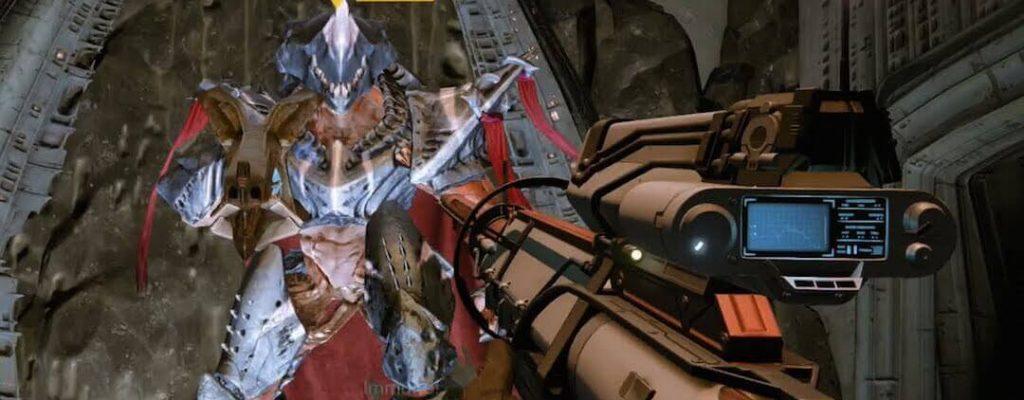 Destiny: Kriegspriester in 1 Aura – Hier hat man fast Mitleid mit dem Warpriest