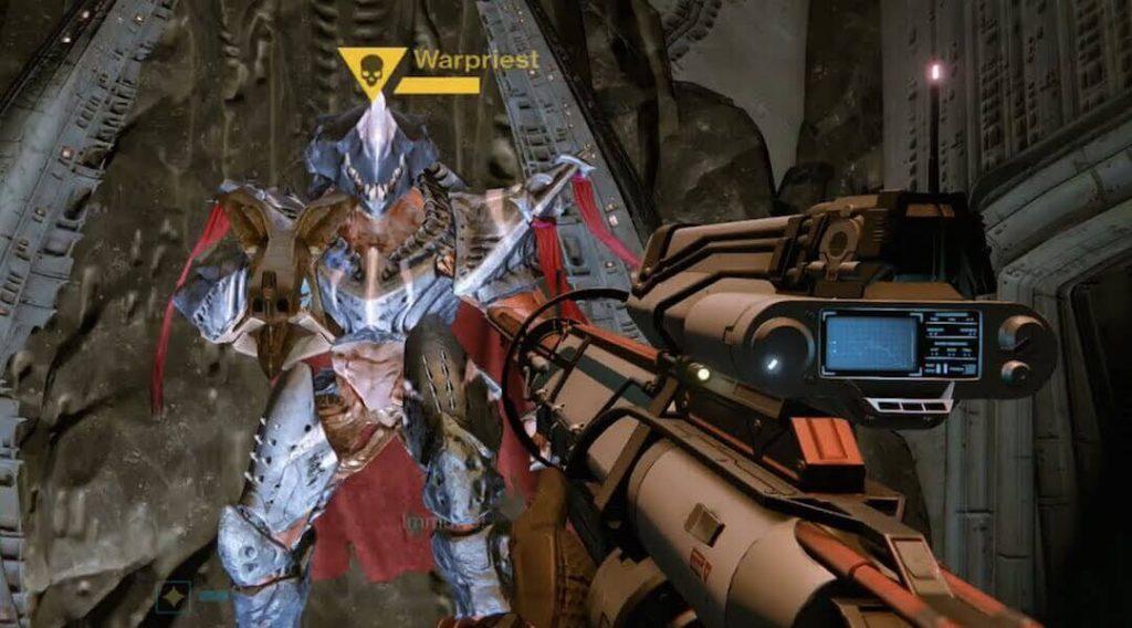 Destiny-Warpriest