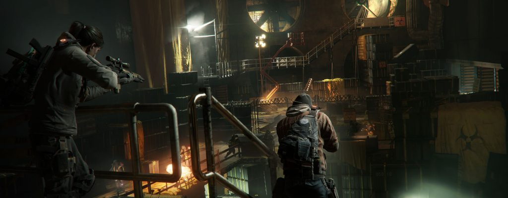 The Division: Neues Gameplay-Video zeigt Untergrund-Level