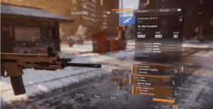 Division-Waffe