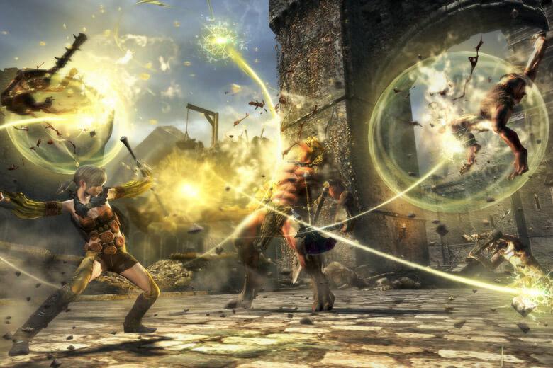 Dragons Dogma Online Battle