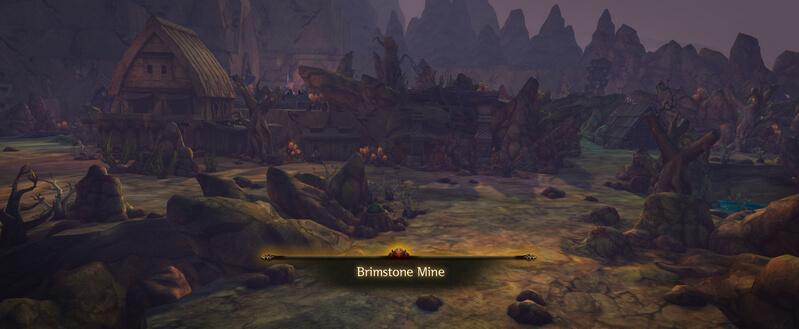Eloa Brimstone Mine