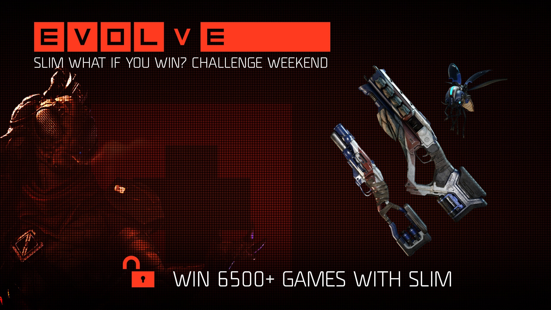 Evolve Slim Challenge What if you win