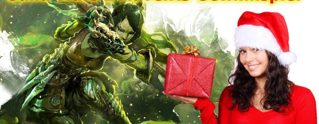 Guild Wars 2: Vergesst alle Weihnachts-Gewinnspiele! Unseres ist plüschiger!