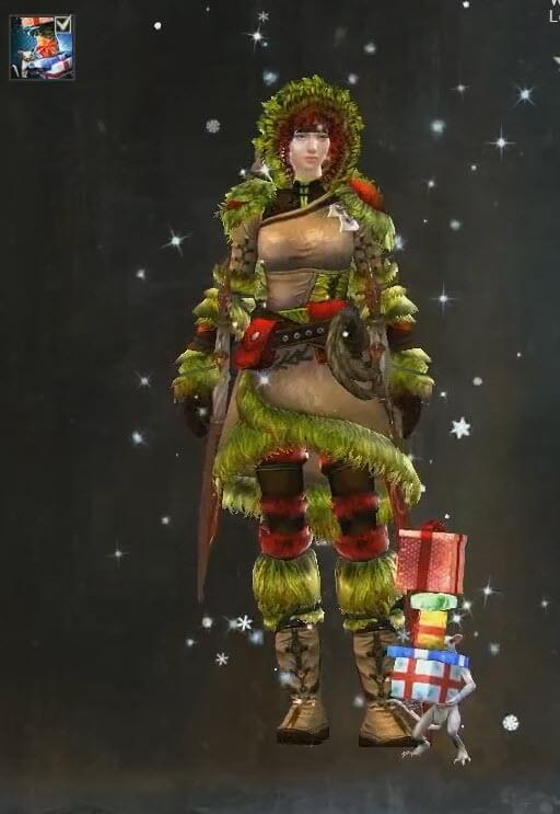 Guild Wars 2 Wintertag Skritt 2