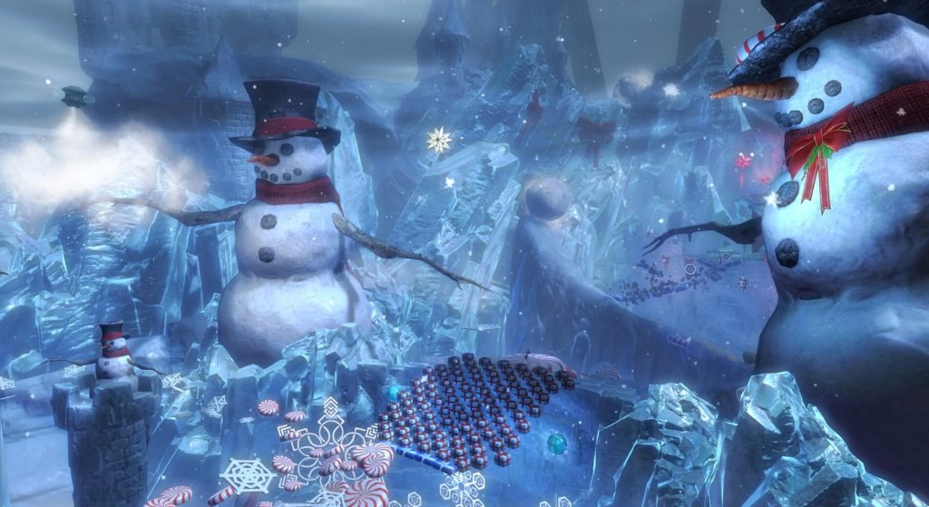 Guild Wars 2 Wintertag Titel