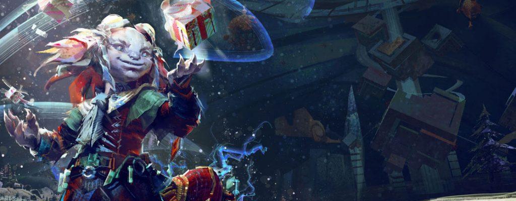 Guild Wars 2: Aufstand der Spielzeuge, neue PvP-Saison und Weihnachts-Stimmung