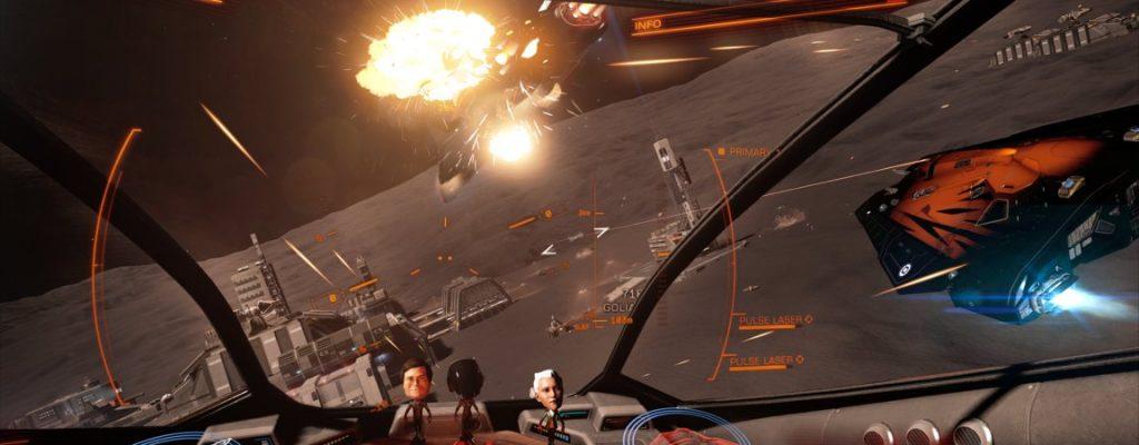 Elite: Dangerous mit Horizons wird das riesige Space-MMO noch größer, aber auch intimer