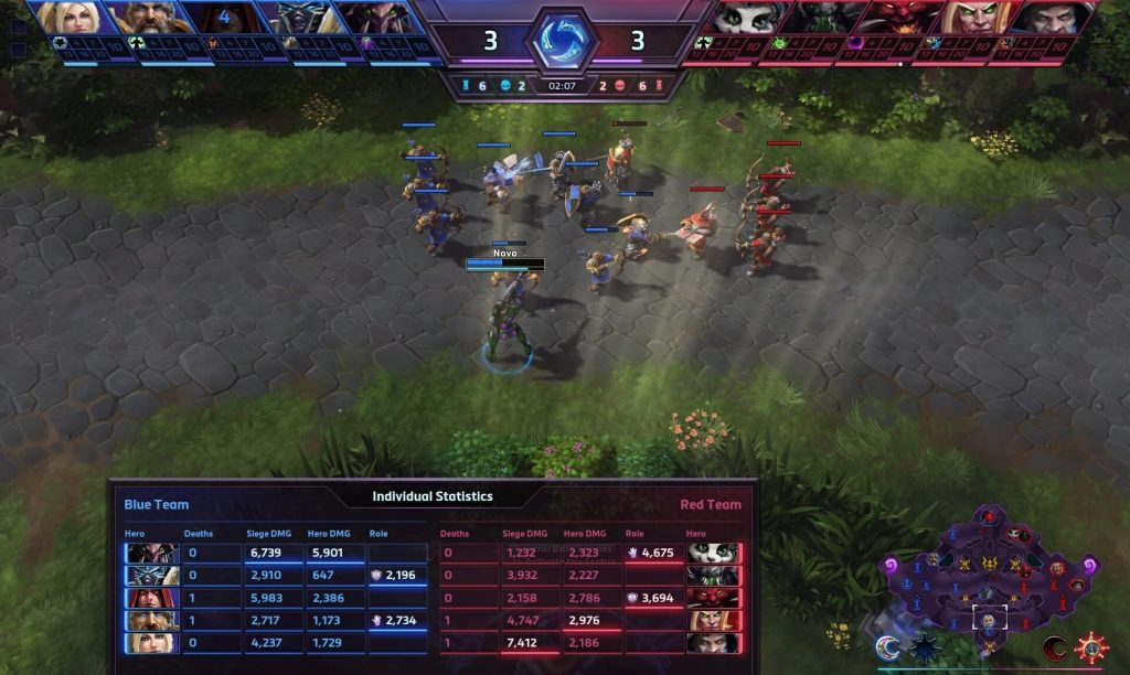 Hots New Observer Interface