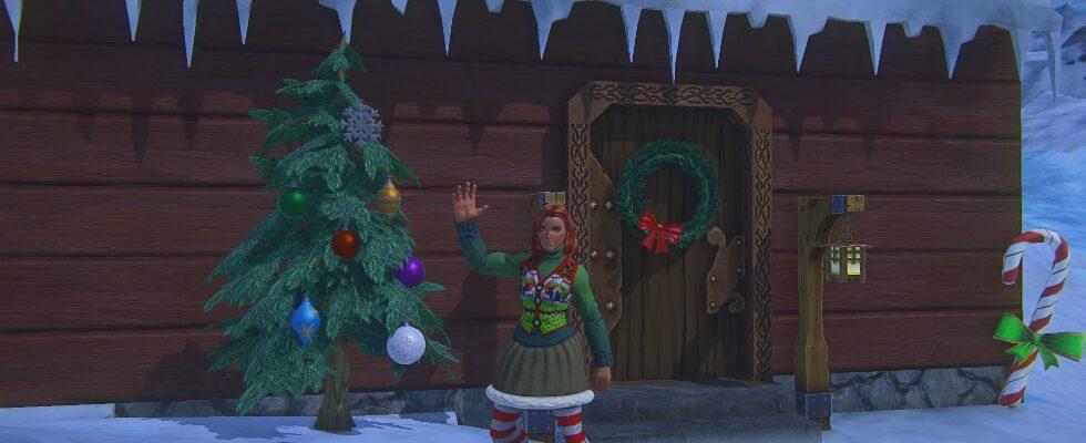 EQNext, Landmark: Das größte Geschenk hat der Weihnachtsmann vergessen