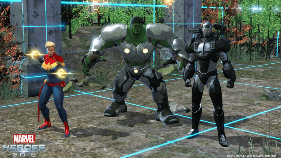 Marvel-Heroes-2015-Gefahrenraum