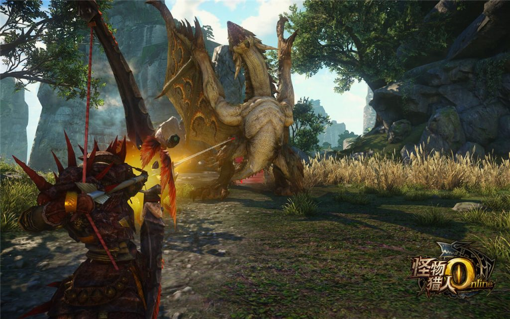 Monster Hunter Online Battle
