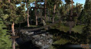 Shroud of the Avatar neues Gebiet