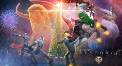 Skyforge Weihnachten