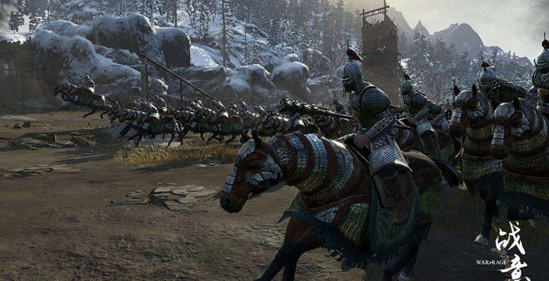 War Rage: Hyperrealistisches Belagerungs-MMO?