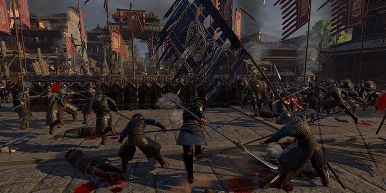 War Rage Combat