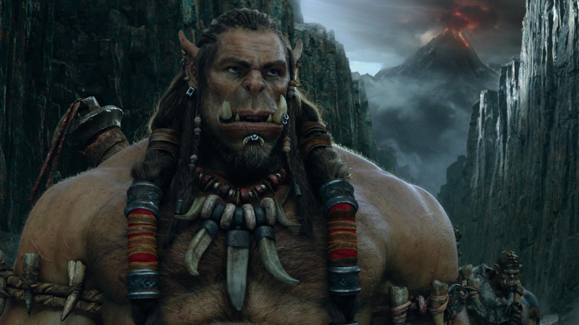 Warcraft Movie Durotan HD