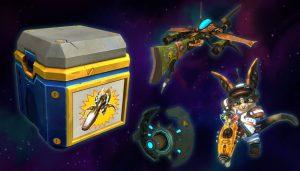 WildStar Weltraumjagd Kiste