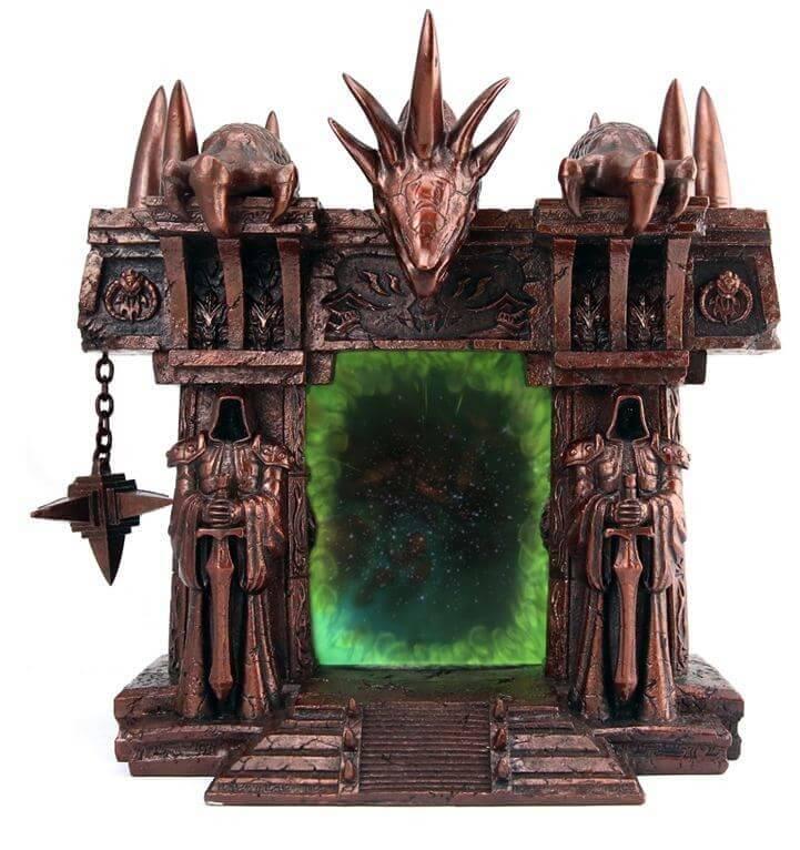 WoW Bilderrahmen Dark Portal 2