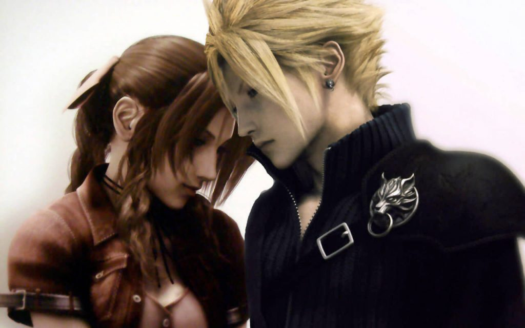 WoW Cloud Aerith Final Fantasy Vii